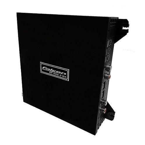 AMPLIFICADOR FALCON DF 900.3 DX SUB/FULL 3 CANAIS 1X600+2X125