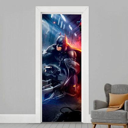 Adesivo de Porta Batman 2
