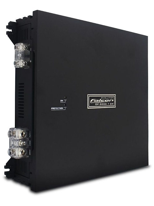 AMPLIFICADOR FALCON DF 2200.1 DX SUB/FULL 1 CANAL 2200RMS