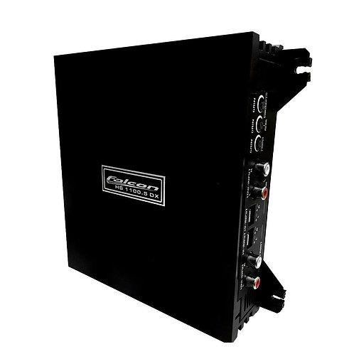 AMPLIFICADOR FALCON HS1500 DX 3 CANAIS 550RMS