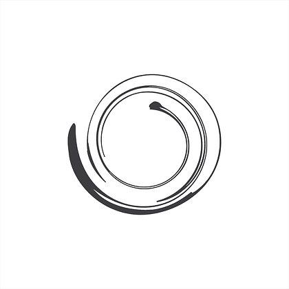 Adesivo Recorte Círculo 70x70cm