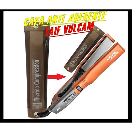 Capa Anti Aderente Para Chapinha Taiff Vulcam