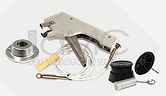 Llaves y descolocadores eas para abrir y quitar alarmas RF/AM. Grupo DMC