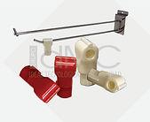 Stop locks para fierros de gancheras, sistemas antihurto y anti-brecha que evitan robobarrido. Grupo DMC