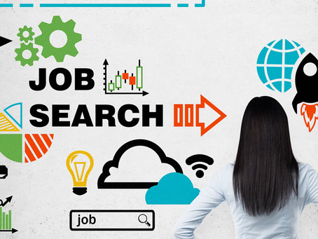 EMPLOYMENT AND TRAINING: Job Search Engines