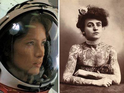 ARTICLES: 100 Badass Women That Changed The World We Live In Today