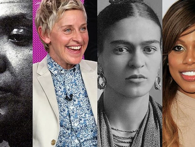 ARTICLES: 10 Queer Women Who Changed History
