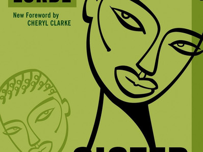 Book: Sister Outsider: Essays and Speeches