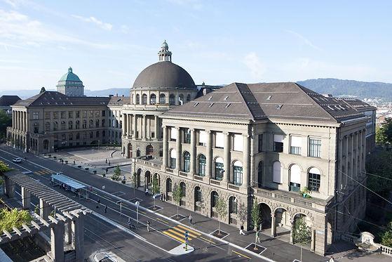 Bota Systems ETH Zurich office location