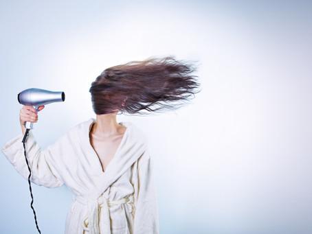 Haare waschen ohne Chemie