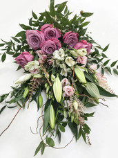 Oriental Lilly, Rose and Astilbe