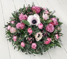 Garden Roses, Ranunclus and Anemone
