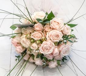 Blush Vintage Garden Rose