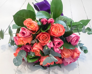 The Luxury Rose Posy