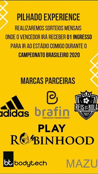 Mídia kit Pilhado - Thiago Asmar