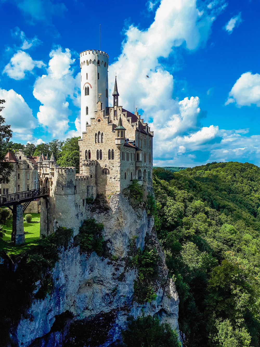 Visual Writing Prompt - Fairy Tale Castle