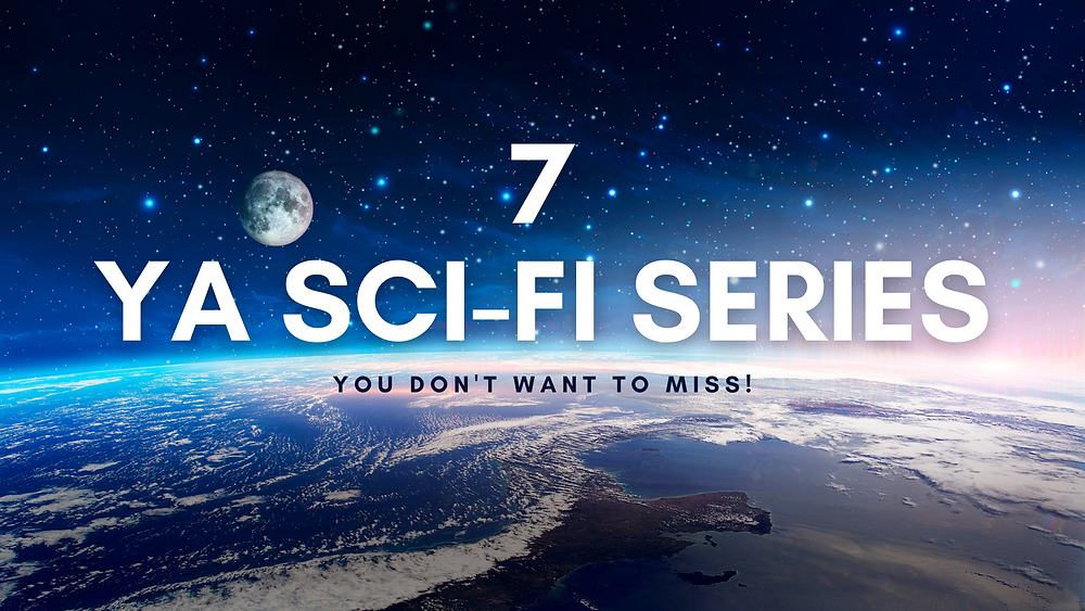 YA Science Fiction Series You Don't Want to Miss