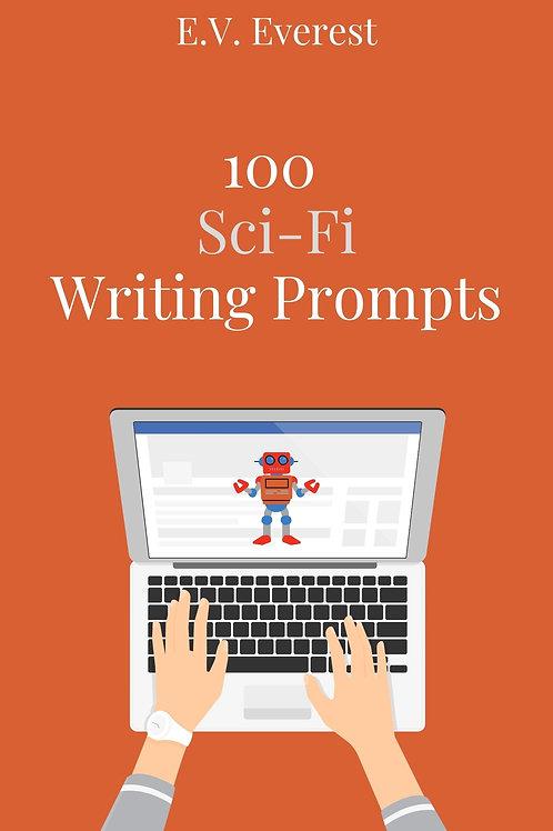 100 Sci-Fi Writing Prompts