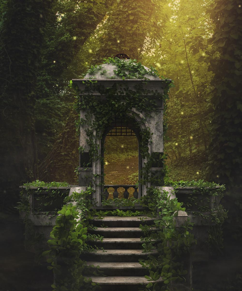 Medieval Plot Ideas - Ruins Mystical