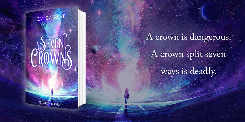 Seven Crowns by E.V. Everest Promo Graphic.jpg