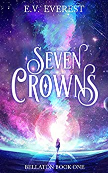 Seven Crowns - YA Science Fiction Series
