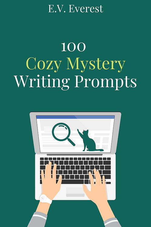 100 Cozy Mystery Writing Prompts