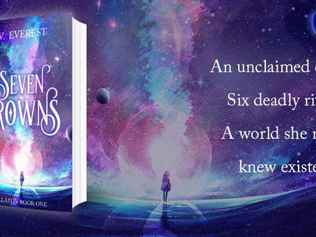 Seven Crowns: Now Available for Pre-Order