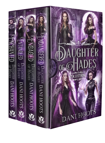 Daughter of Hades Collection by Dani Hoots, NA Fantasy
