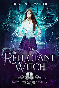 YA SFF   Reluctant Witch