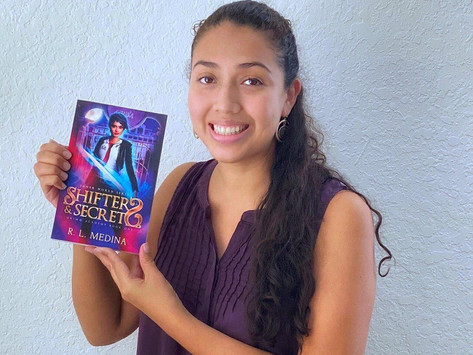 Interview with R.L. Medina, Author of GRIMM Academy