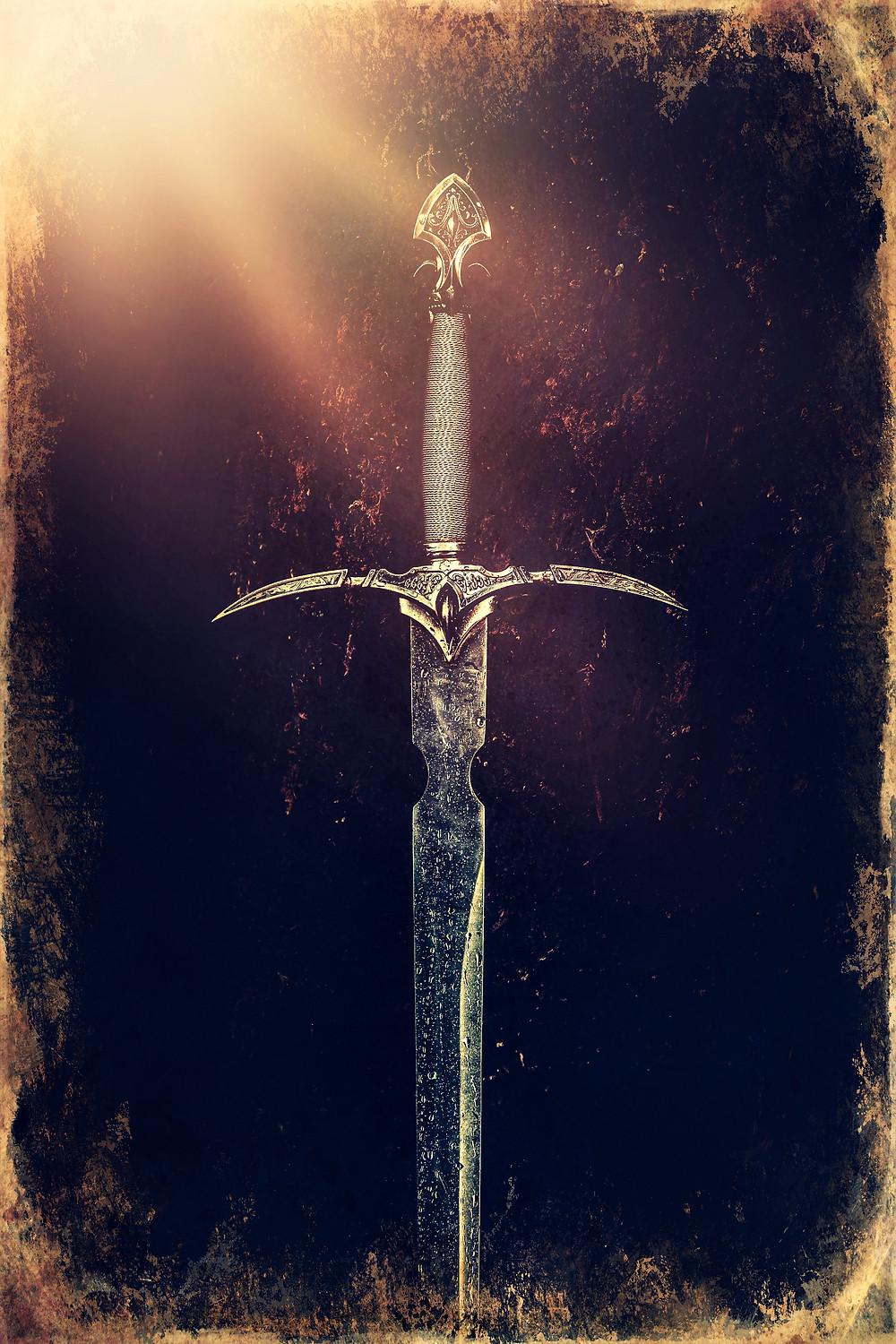 Medieval Fantasy Writing Prompts - Sword