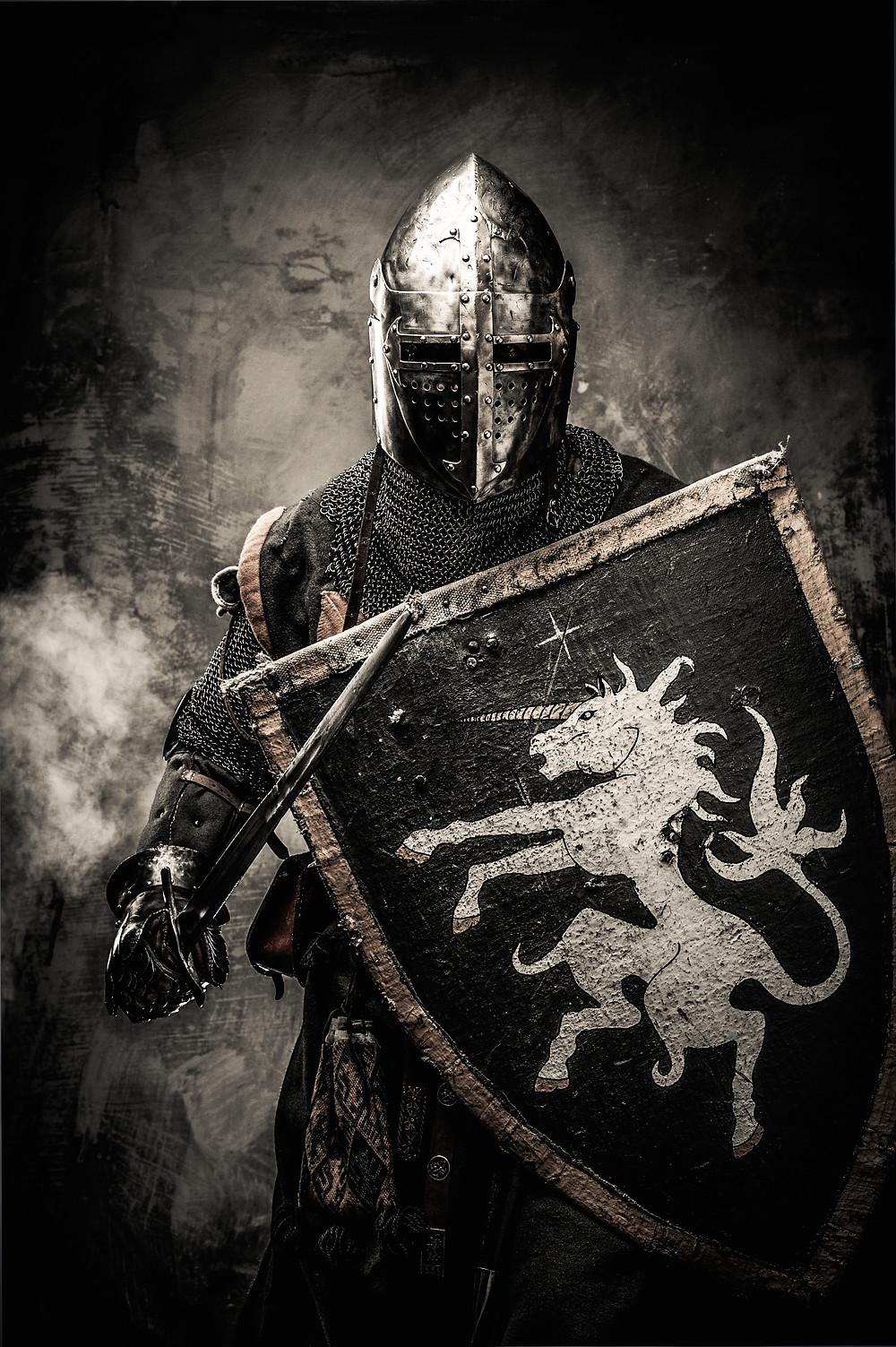 Medieval Plot Ideas - Knight in Armor