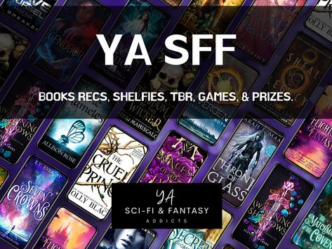 Welcome to the Book Blog Scene, YA Sci-Fi & Fantasy Addicts!