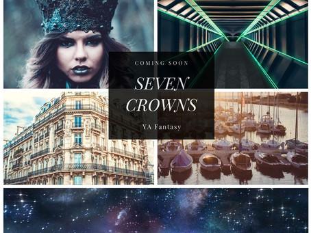 Seven Crowns: Mood Board