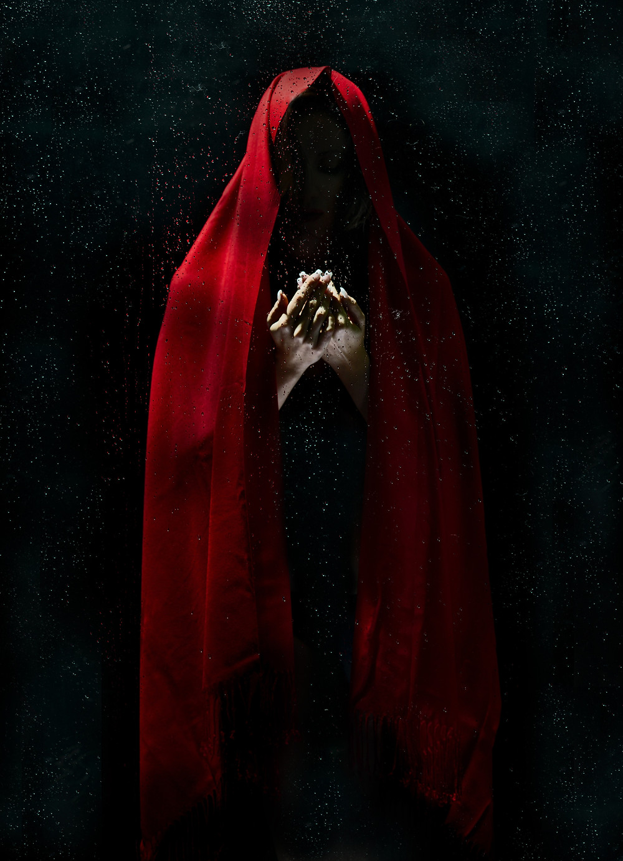 Grimdark Fantasy Writing Prompts - Cloaked Figure