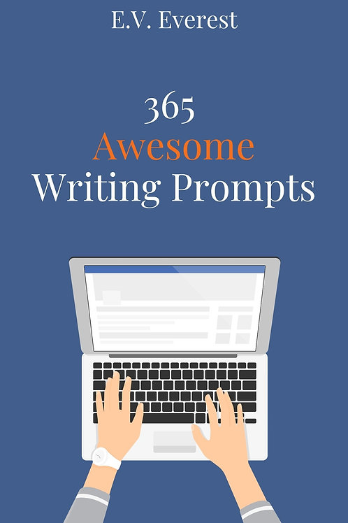 365 Awesome Story Prompts