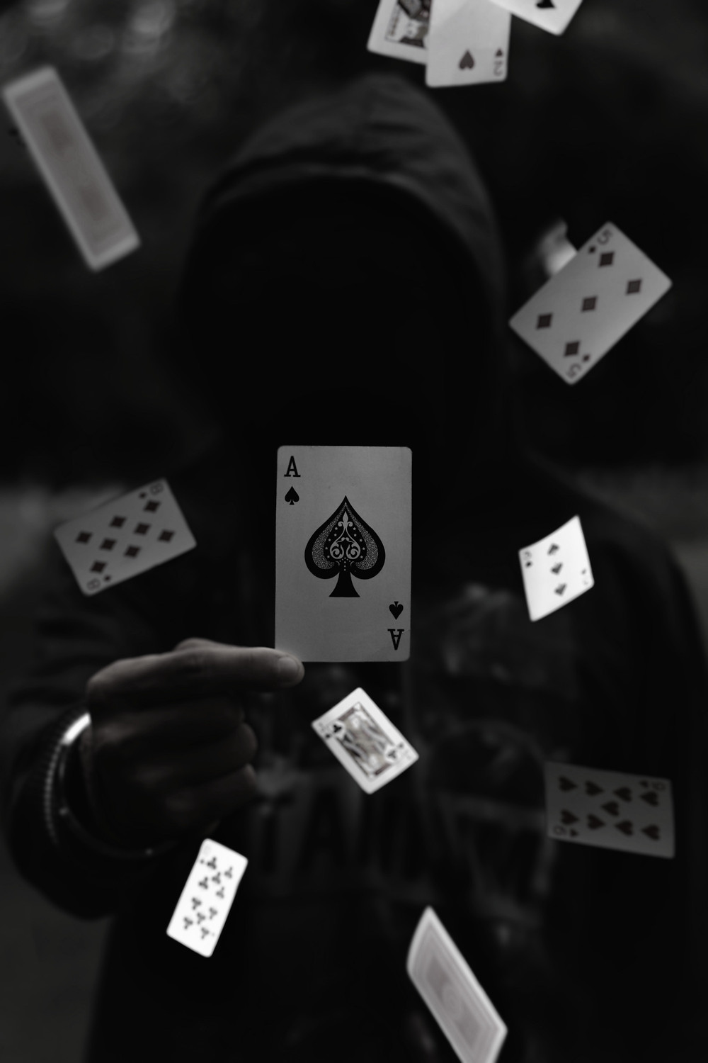 Mystery Plots - Ace of Spades Killer