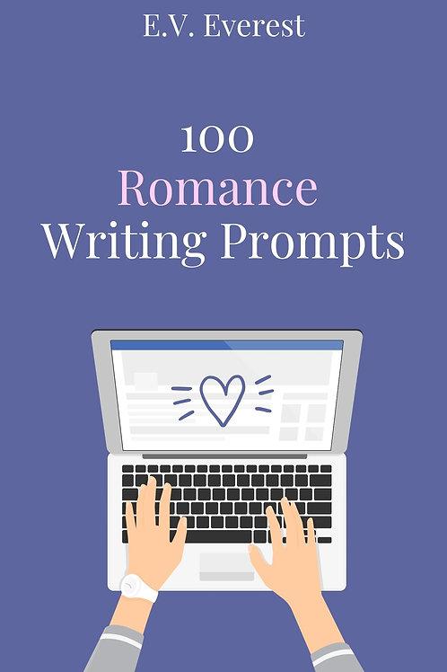 100 Romance Writing Prompts