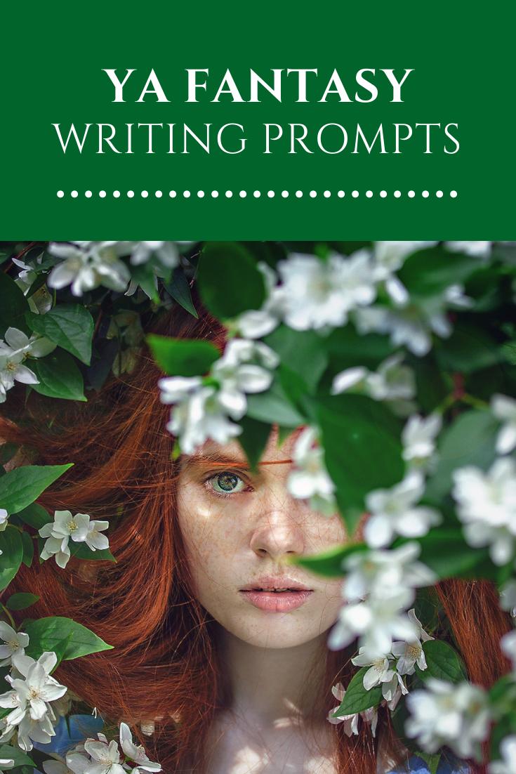 YA Fantasy Writing Prompts