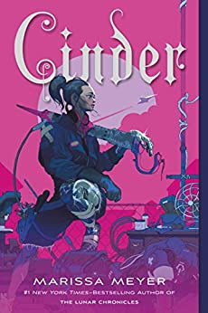 Cinder - Young Adult Science Fiction Series