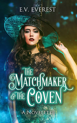 The Matchmaker & the Coven Closeup Teal