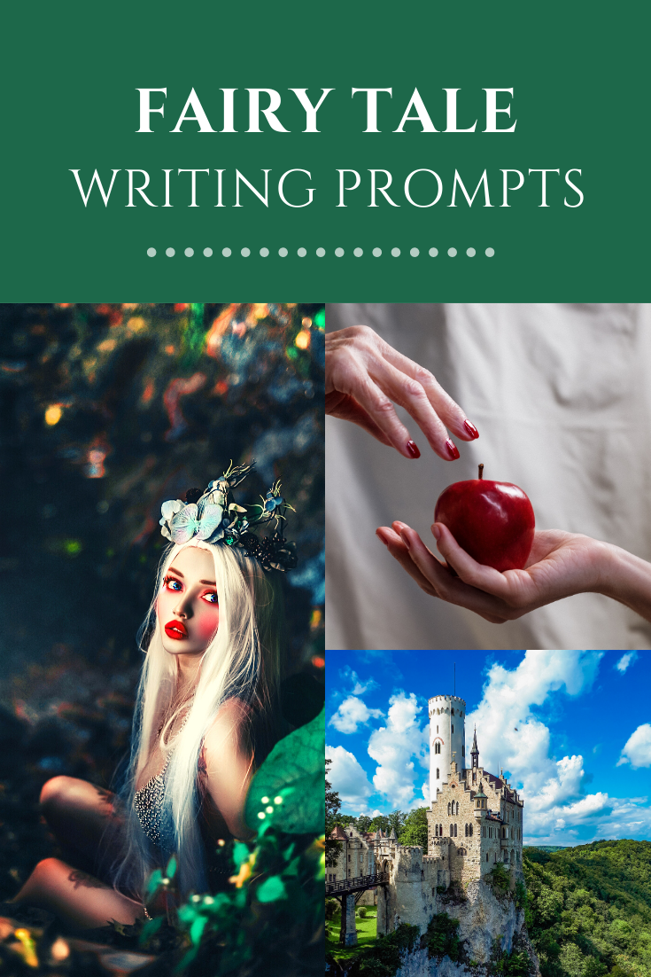 5 Fairy Tale Writing Prompts