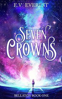 YA SFF   Seven Crowns