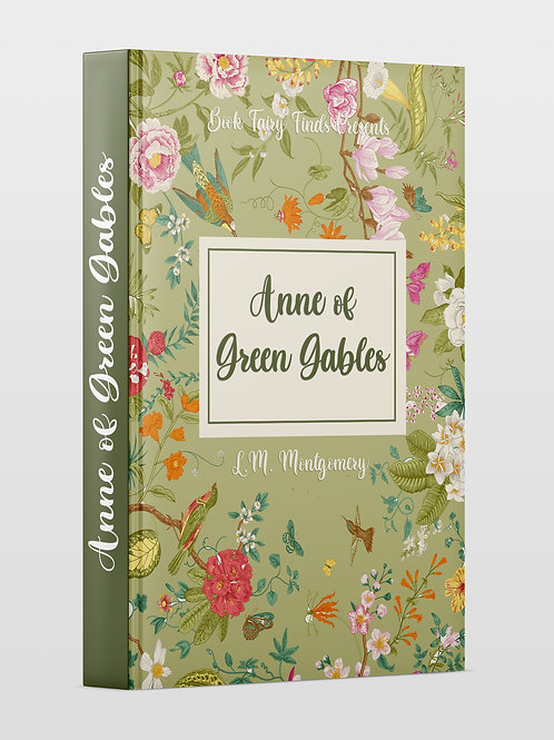 Anne of Green Gables E-Book