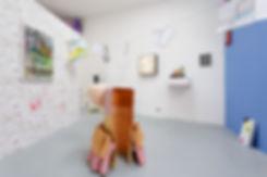 And if a double decker bus, installation, sculpture, Helen Hayward, Seb Thomas, Joe Packer, Mark Siebert, Alex Gene Morrison, Phil Allen