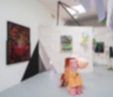 And if a double decker bus, installation, sculpture, Helen Hayward, Seb Thomas, Joe Packer, Kit Poulson, Alex Backer, Mark Siebert, Alex Gene Morrison