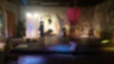 Helen Hayward, Stagestuck 2016, installation, contemporary art