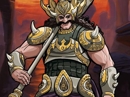 Playable characters of Kuru Dynasty