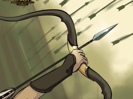 Weaponry in Kuru Dynasty