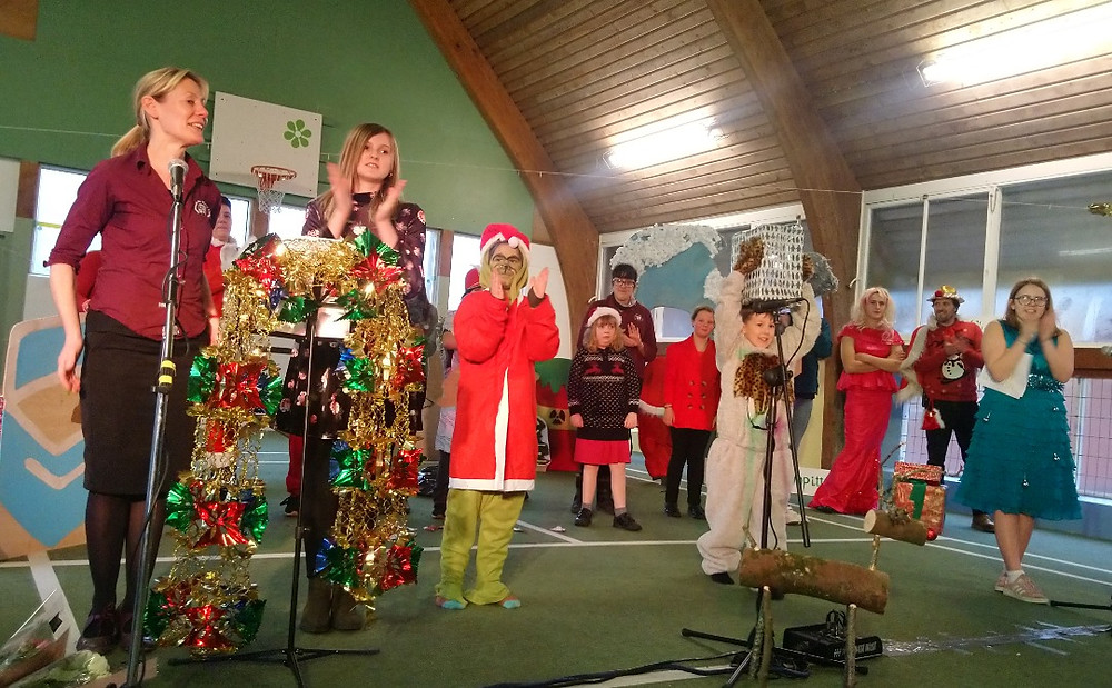 The Grinch Christmas Production